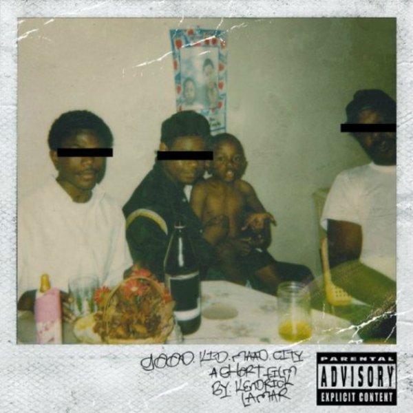 2-Kendrick Lamar-Good Kid Maad City