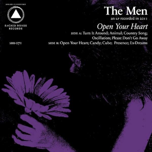 30-The-Men-Open-Your-Heart